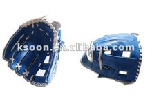 Blue Professional Baseball Gloves/Baseball Batting Gloves