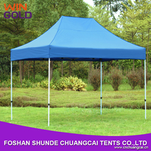 TUV test stainless steel folding tent 4x4 pop up canopy for outdoor event