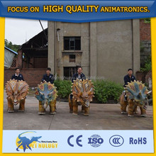 Cetnology Exclusive!!! Large entertaining electric kiddie animal rides for amusement park