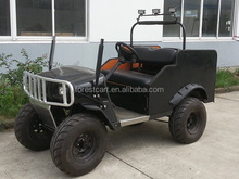 2014 New Electric Hunting Utility Vehicle, Jeep Style
