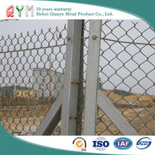 2015 Top sale cheapest playground chain link fence