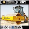 20 ton Liugong heavy-duty three wheel static road roller CLG620