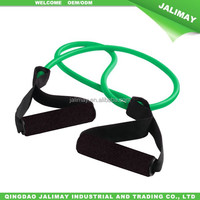 6lbs Green Latex Tube Chest Expander