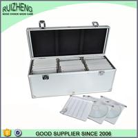 2015 hot salling China suppler aluminum frame DVD case