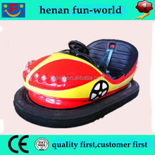 Zhengzhou Fun-World kiddie rides bumper car for sale