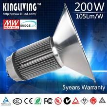 5 years warranty 200w led high bay /200 watt led /lamp led light china direct