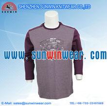 2013 Fasion Wholesale Price Custom Cut Design Led/EL T-shirts for men/kids/ladies online shopping