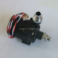 The noiseless 12V dc mini motor water pump