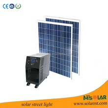 off-grid solar power supply system designed for home use