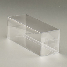 high quality customizable pvc plastic clear box for packaging