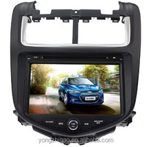8 inch Car audio video for Chevrolet-AVEO 2014 with HD touch screen and gps navigation