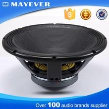 LF18X400 100mm/4inch coil 800w rms high powered good sound and durable big bass 18 inch subwoofer amplifier speaker for big stag