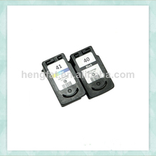 PG40 CL41 Compatible canon pixma ip1200 ink cartridge