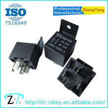 ZT603 12v 24v 4pin 5pin 30a 40a 60a 80a auto relay Pieces detachees automobiles