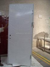 Portable Steel Door With Split Frame,Flush Steel Door,Prehung Steel Door