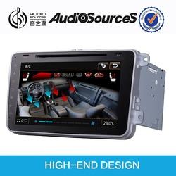 skoda fabia original cd player with can bus display +2tb HARD DISK +1080pHD vedio +lossless music+super ID3 decode function