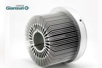 6063 T5 aluminium radiator industrial profile