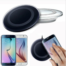 Cheap Wireless Phone Charger 2015 Circular Mobile Phone Original Wireless Charger For Samsung S6 S6 Edge
