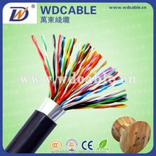 Cmp, cmr, cm, cmg, CMX fuego Cable de teléfono multipair Cable