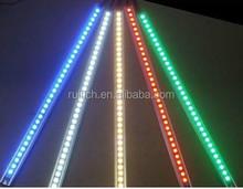 led strip rigid bar waterproof red/yellow/green/blue/white/warm white LED rigid strip