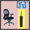 Furniture Repair Parts Office Chair Black 100mm Steel Gas Spring