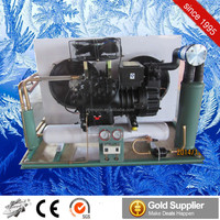 Ningxin Air Cooled Semi-hermetic Copeland Condensing Unit for cold room