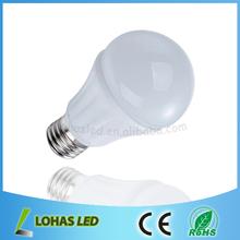 2014 home design 2W/3W/5W SMD5730/5050/2835 E27/E14/B22,Taiwan epistar chip,plastic led bulb alibaba portuguese