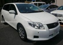 2008 TOYOTA Corolla FIELDER Sedan 334942 Japanese Damaged Car