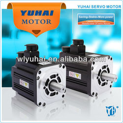permanent magnet cheap motor 130mm 1.5kw CNC AC Servo Motor