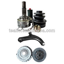 Different kinds of car auto parts on sale