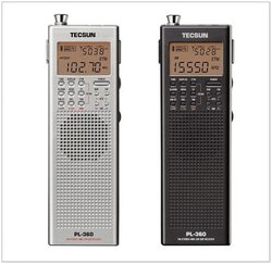 Tecsun Refinement solar radio motorcycle fm radio waterproof