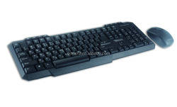 Shenzhen manufacture supply cheap wireless laser keyboard and mouse