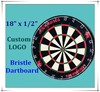 18''Sisal Blade Wire Bristle Dart Board