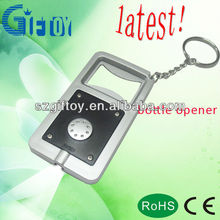 multifunction led keychains with bottle openers