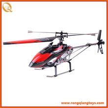Grandes helicópteros de juguete grande 4 ch rtf hoja simple rc helicóptero RC6140913