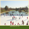 uhmwpe synthetic ice rink for backyard factory