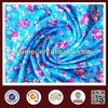 disperse printing polyester brushed fabric for bedsheet and mattress
