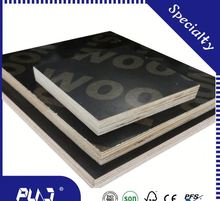 18mm brown film faced plywood 11+2 layer on sale