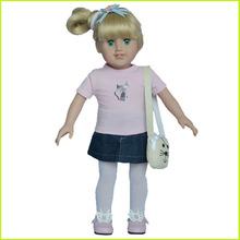 Custom Vinyl Dolls/ American Girl Vinyl Dolls For Children/18 Inch Vinyl Dolls