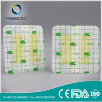 Free sample hydrocolloid dressing for diabetic accessories hydrocolloid patch