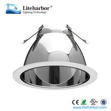 Recessed light aluminium reflector lamp shade