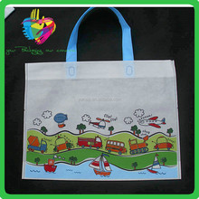High quality good choice for packing widely used in life made in China non-woven shopping bag