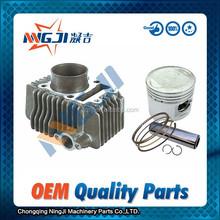 High Quality Motorcycle Parts Cylinder Block kit for KAWASAKI 110 ENGINE 53mm diameter Cylinder set