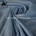 2014 telas funcionales azul de verificación anti- static paño de tela de microfibra esd para salas blancas para ropa de trabajo