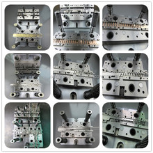 Sheet metal stamping battery holder terminal/Electrical wire end terminal/ Small connector terminal mold maker