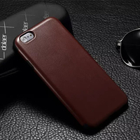 For iPhone 6 case 4.7 Inches High quality Luxury TPU Leather Back mobile phone case with 7 Colors
