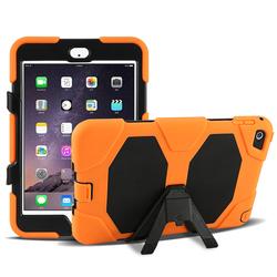 In stock full around design case for ipad mini 4 with kickstand