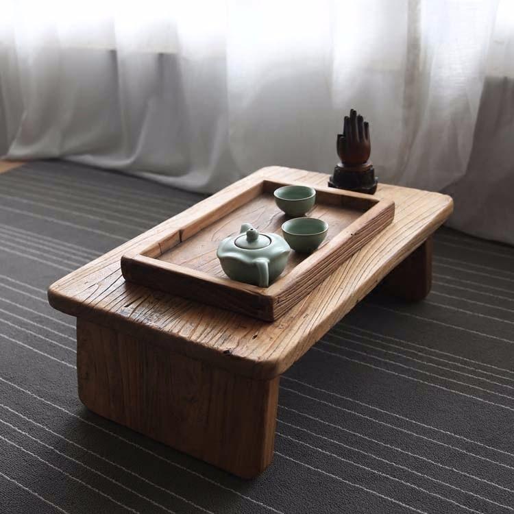 골동품 중국어 소박한 나무 강 테이블/커피 테이블-커피 테이블 ...