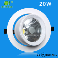 the latest product recessed cob downlight led 20w ul/cul/pse/LM79/LM80