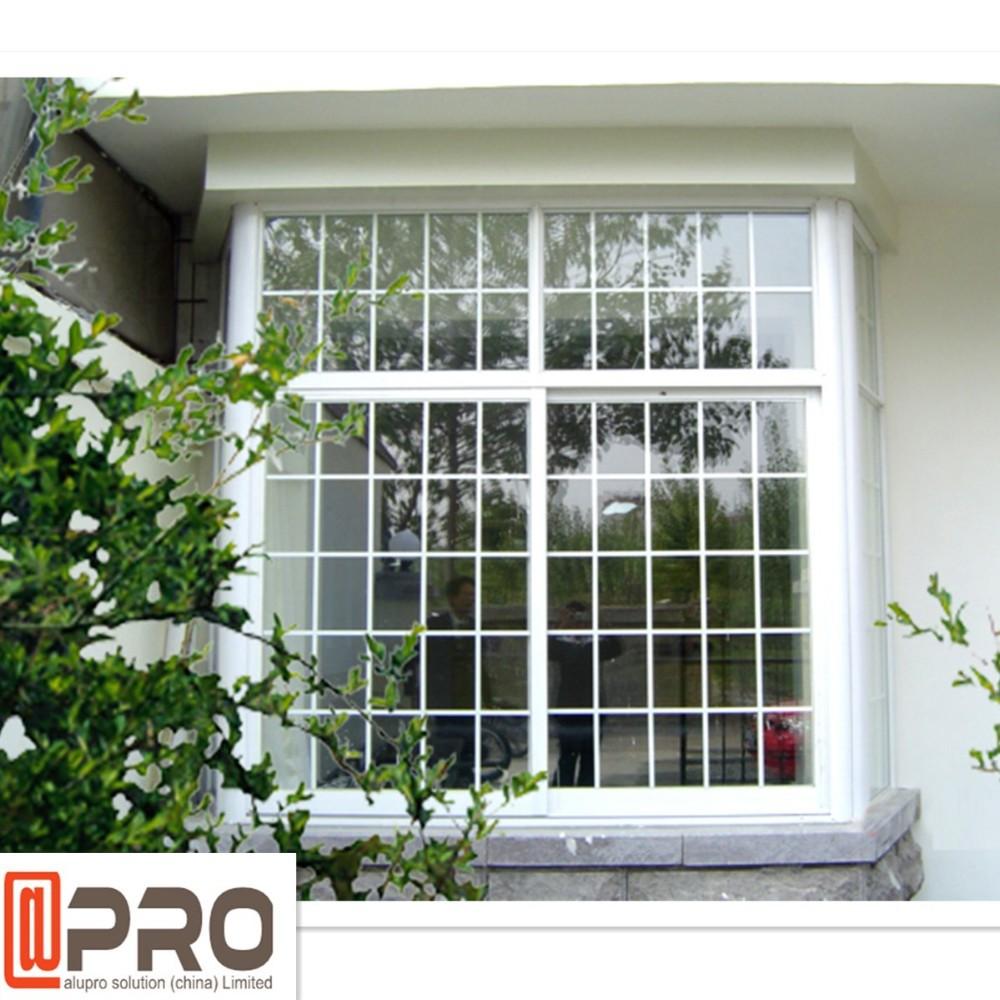 Moderna casa de los planes mejor ventana de aluminio de for Grill window design house